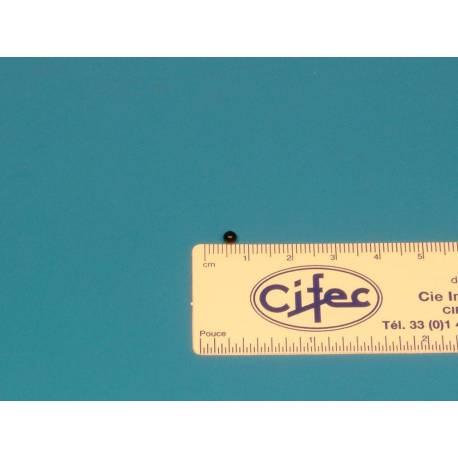 Bille verre de tube gradué 15-40-100 et 200 g-h -11K240.4.JPG