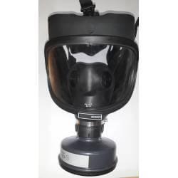 Masque à Chlore complet avec cartouche réf 11Z100 PSF