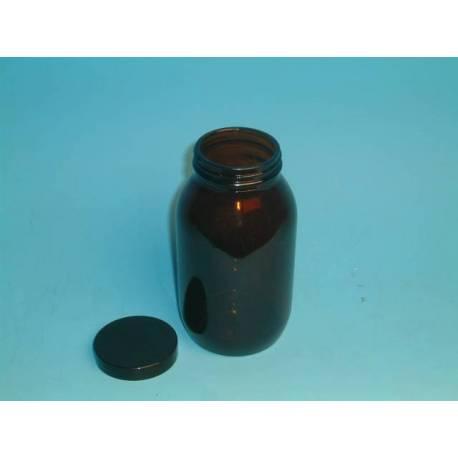 Flacon verre brun col large 500 ml -3101014.JPG