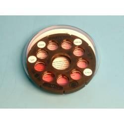 Disque 3/40J Chlore 0,1 à 2 mg/l réf 311234140
