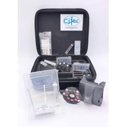 Comparateur visuel CL+CT+pH et Stabilisant réf 3114