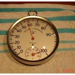 Thermomètre Hygromètre mural portable 20% à 100% et 0°C à +50°C -315522010.JPG