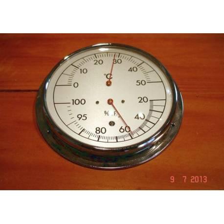 Thermomètre Hygromètre mural 20% à 100% et 0°C à +50°C -315522510.JPG