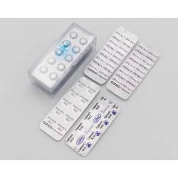 Pilule Mix DPD1-3-pH-Cys (20-20-20-20 P) réf 3157050.VA