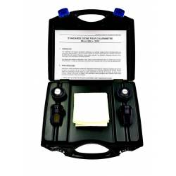 Standard de vérification Ozone pour Micro 1000 v2010 cuve 25mm bouchon noir réf 32623411