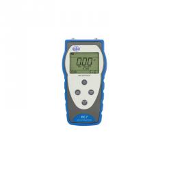 Mallette pHmètre Conductivimètre PC7 réf 36500712