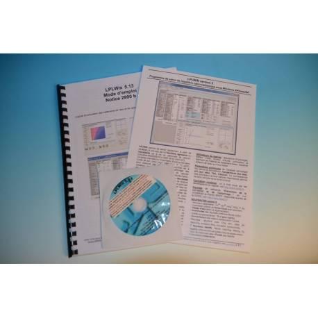 LPLWin logiciel calcocarbonique V5 CD -38500M.JPG