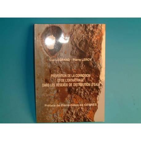 Ouvrage Prévention de la Corrosion et de l'Entartrage -8500002.JPG