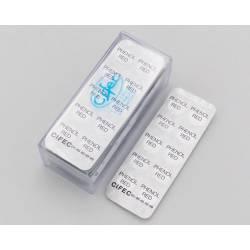 Pilule Rouge de Phenol (100 P) réf 31543264.X