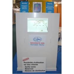 Truitel - détecteur biologique instantané de pollution
