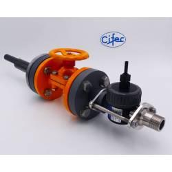 Hydroéjecteur C1311, spécial Haute Pression réf 11KC1311