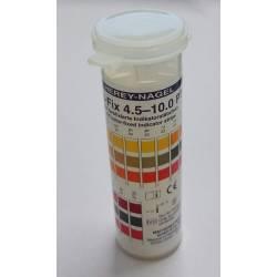 Bandelettes pH test papier par 100