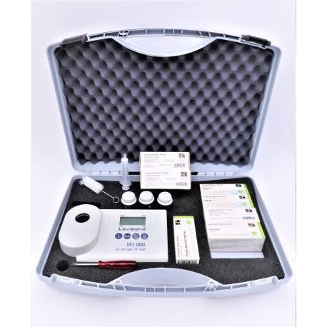 Photomètre MD200 5 en 1 pour piscine, eau potable et industrielle